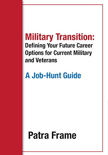 Military Transition: Defining Your Future Career Options for Current Military and Veterans: A Job-Hunt Guide